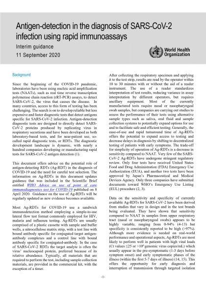 WHO 2019 nCoV Antigen Detention 2020.1 eng